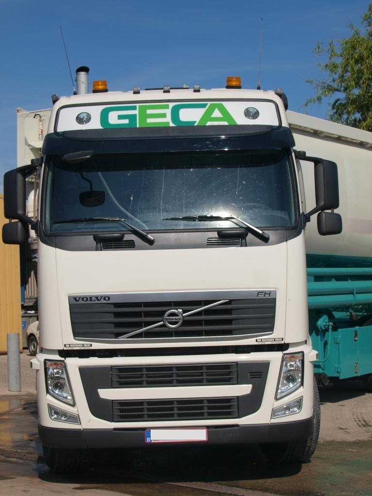 bulktranport geca voeders vlaanderen